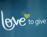 "Hospice of St. Francis ""Love to Give"""