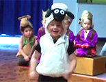 Two Waters School Reception and Nursery Nativity Play