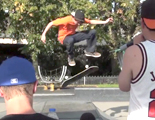 Berko Skate Bash – The Swan Skater