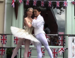 Espinosa Ballet at the Jubilee Celebrations