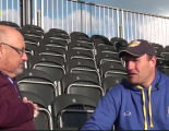 Stags v Gateshead 'post match interview'