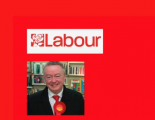 Labour candidate Tony Breslin