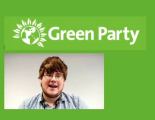 Green Party candidate Alan Borgars