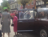 Our Queen visits Berkhamsted